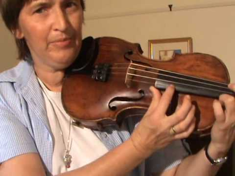 Learn Beginners Violin Online Free - Video 1 - Play Your First Tune!