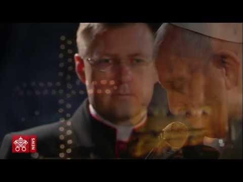 Preghiera di papa Francesco al termine della Via Crucis