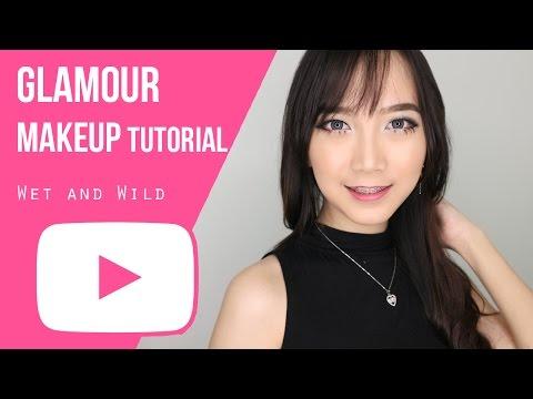 glam-look:-glamour-makeup-#bloggerceriaxwetnwildindonesia-|-piccha