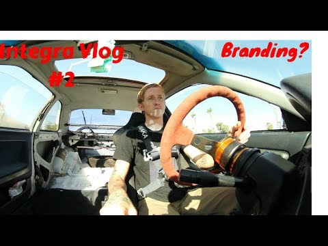 Integra Vlog #2: Whats The Next Project