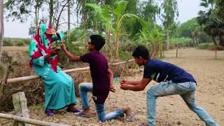Very Funny Comedy Videos 2019 - Episode 26 || Binodon Bajar