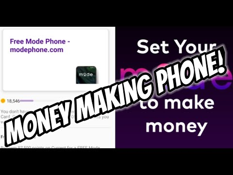 The Current Music App Update | New Payment Options | Mode Phone (MONEY MAKING PHONE!?!)
