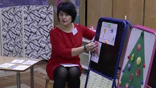 Занятие в средней группе Ульяниной Анны Сергеевны