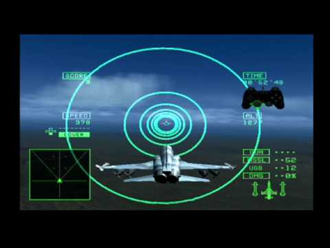 Ace Combat 5: The Unsung War - Tutorials