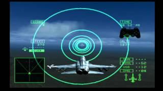 Ace Combat 5: The Unsung War - Tutorials