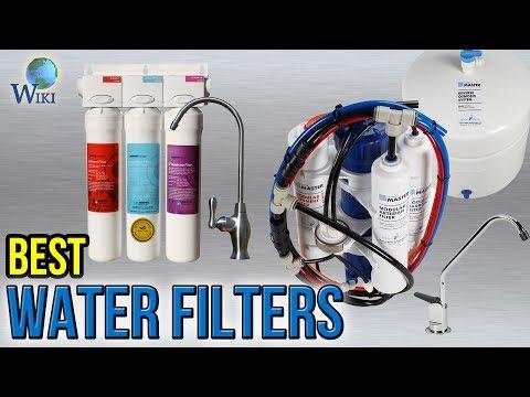 10 Best Water Filters 2017