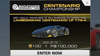 Real Racing 3 Lamborghini Huracan Performante Championship Tier 1 3