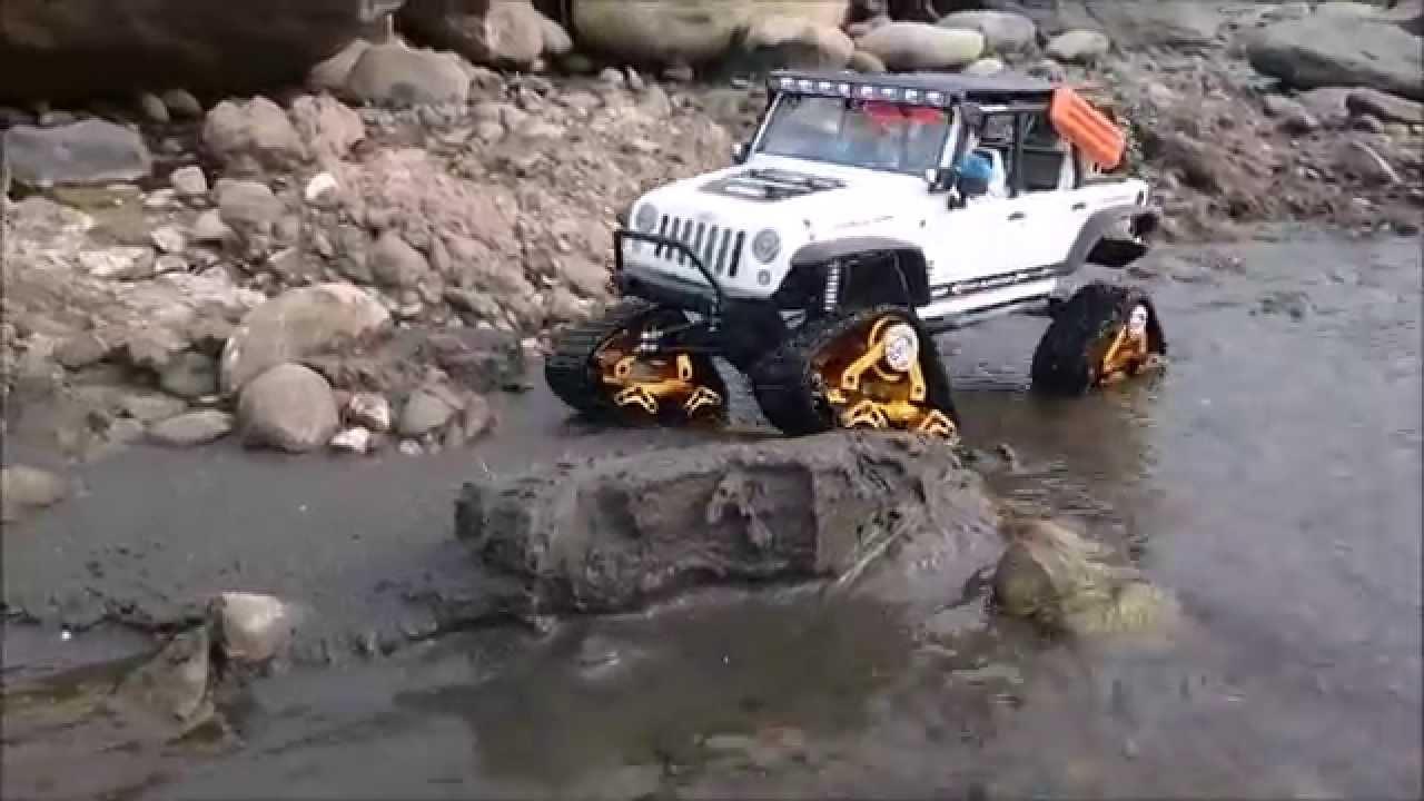 Jeep Wrangler Rubicon Predator Tracks In Taiwan Part 2