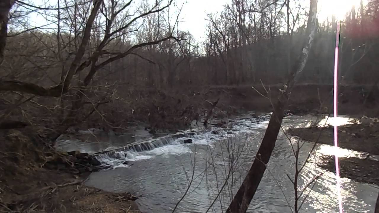 Carnes Dam - Crawford County Indiana - along Little Blue River (#2)