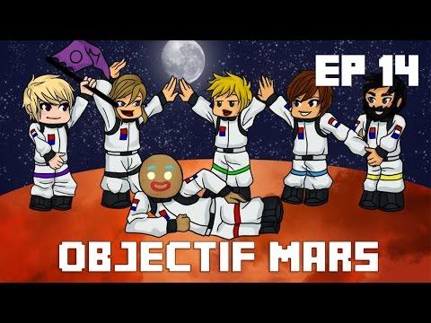[ Minecraft ] Objectif Mars - Episode 14