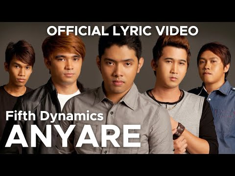 ANYARE by Fifth Dynamics (Official Lyric Video)