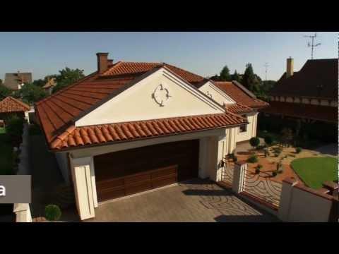 V14 casas con tejas mixtas de la escandella for Casas con techo de teja