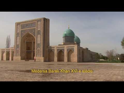 UZBEKISTAN Tashkent la capitale.