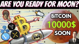 Why bitcoin will cross 10000$ soon 🔎