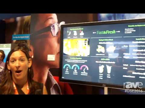 DSE 2016: Accenture Digital Features Connected Restaurant Application in Intel Booth
