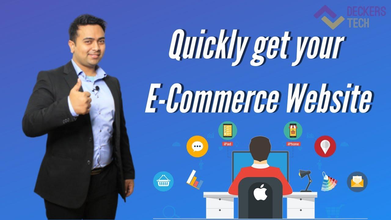 E Commerce Website Experts & Marketing Specialists   Deckers Tech