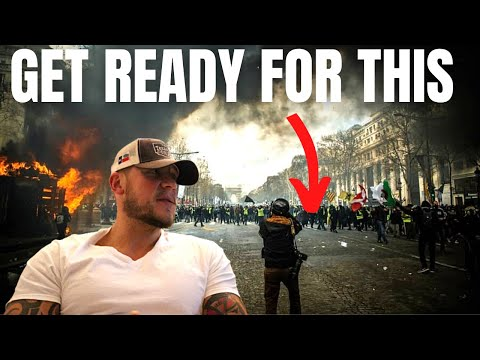 Prepare for Approaching Chaos - Black Scout Survival - YouTube