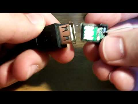 Hacking a Mini Wifi USB Dongle - Extend Wireless Range and Add Antenna