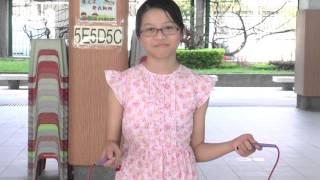 校運會-親子跳繩比賽跳繩正確方法及服裝