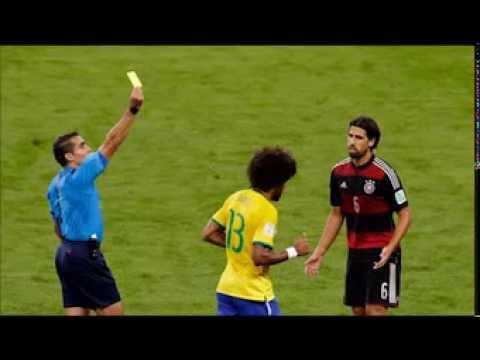 Alemanha x Brasil - Comédia Chuva de Gols
