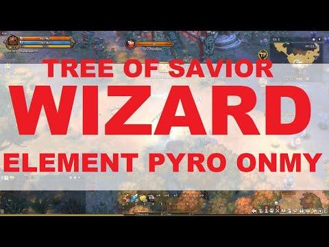 TOS BUILD - Elementalist Pyromancer Onmyoji