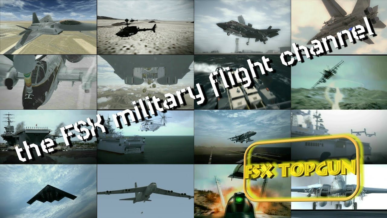 CAPTAIN SIM FORUM - FSX Military Missions with Weapon for FSX