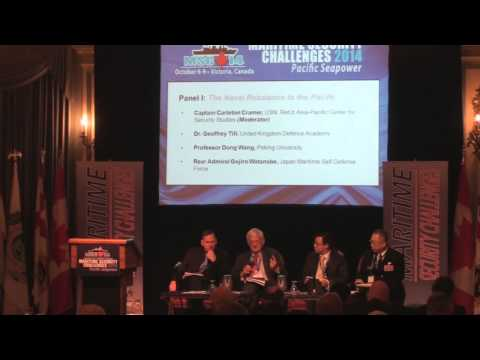 MSC14 - Panel 1: The Naval Rebalance to the Pacific - Discus