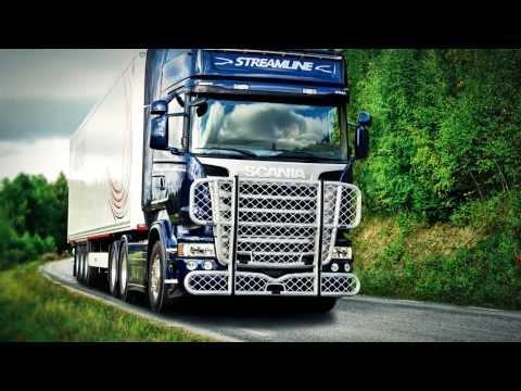Trux commercial (Scania EU)