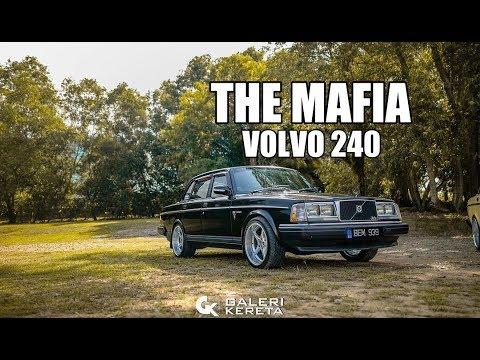 The Mafia Volvo 240 By Zaifa Motor Repair