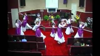 Remolineando- Danza PIBA