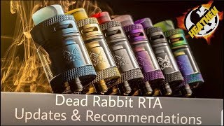 Dead Rabbit RTA Updates and Recommendations
