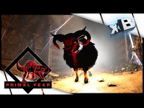 Evil Sheep! :: Modded ARK: Scorched Fear :: E34