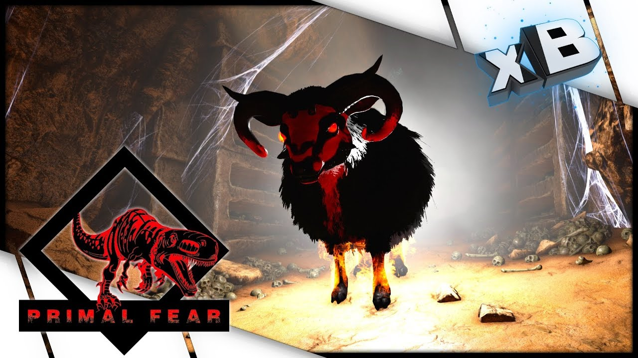 Evil Sheep! :: Modded ARK: Scorched Fear :: E34 - xBCrafted