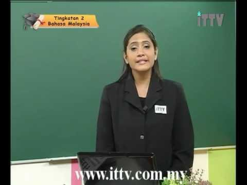 iTTV PMR/PT3 Form 2 Bahasa Malaysia Topik 01 Tatabahasa (Kata Kerja) -Tuition/Lesson/Exam/Tips