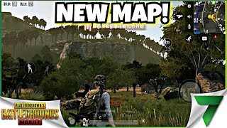 NEW JUNGLE MAP SANHOK IN PUBG MOBILE LEAK BETA FOOTAGE! | PUBG MOBILE