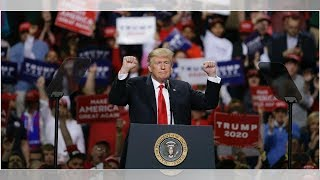 """President Donald Trump falsely stated that doctors """"execute"""" babies during a Wisconsin rally"""