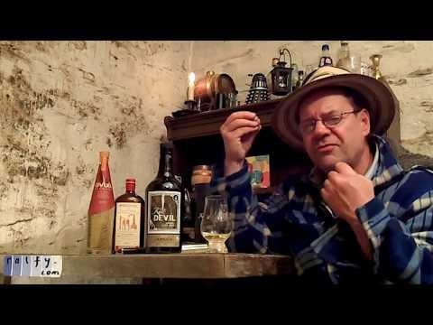 ralfy review 652 - Hampden Rum 16yo @ 46%vol (Kill Devil)