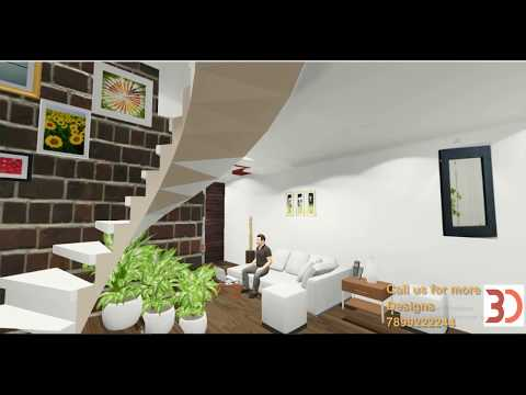 Our new interior design for old 20 X 40 house|| Top home interiors 2017||