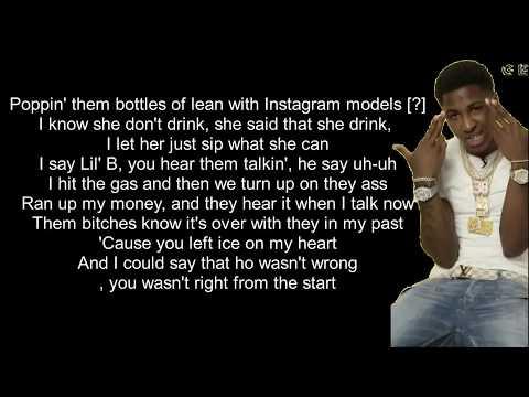 NBA YoungBoy 'valuable pain' (lyrics video)