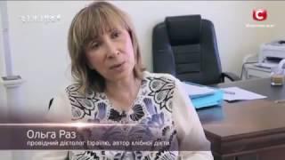 СТБ За живе! 06/10/16 Хлебная диета Ольги Раз