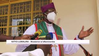 AMATIKKIRA GA SSAABASAJJA: Ssemwogerere ne Luwalira bamusiimye