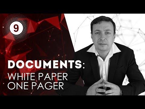 The Definitive Checklist of Necessary ICO Documentation
