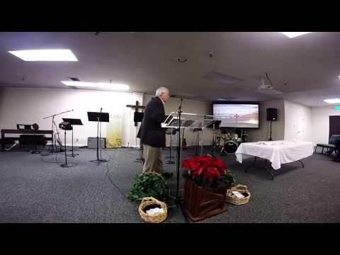 The Lord's message (11/29/2015)