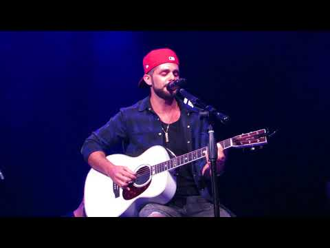 "Thomas Rhett ""Marry Me"" Live @ The Fillmore Philadelphia"