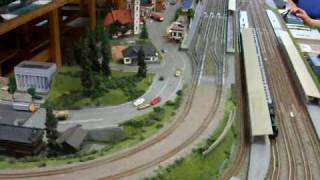 Rail transport modelling