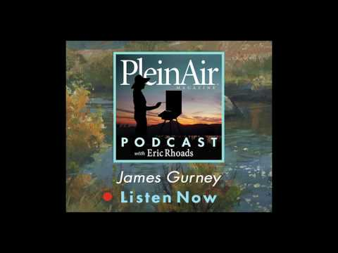 EP30: James Gurney and the Imagination in Art