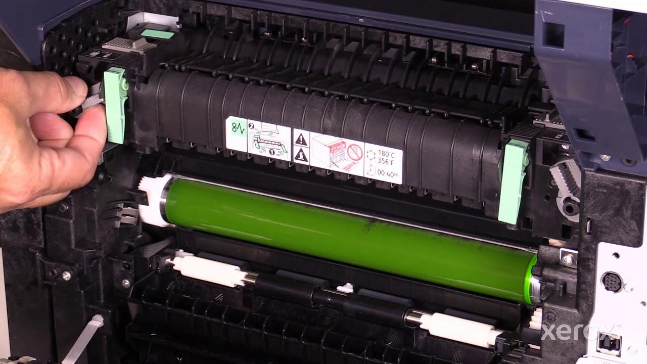 Xerox Versalink B405 Multifunction Laser Printer Replacing The