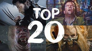 20 moich ulubionych filmów
