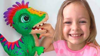 Lullaby for Dino | Nursery Rhymes & Kids Songs