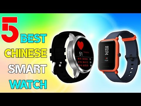 5 Best Chinese Smart Watches Under $100   Best Product